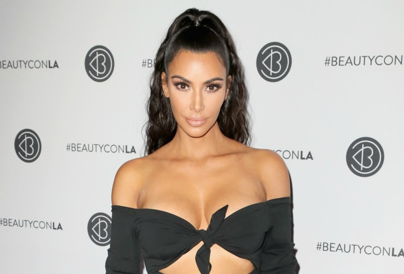 Kim Kardashian breaks her silence amid divorce rumours