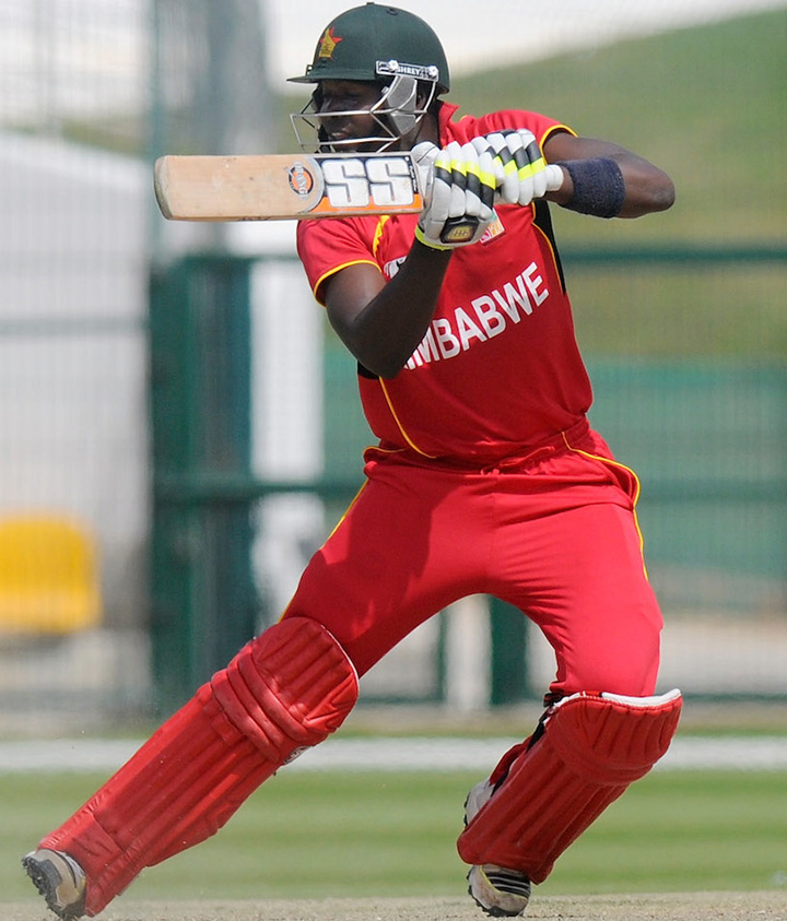 Cricket star Luke Jongwe signs for English Club
