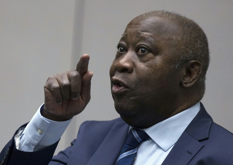 Ex-Ivorian President Gbagbo now in Belgium after ICC acquittal