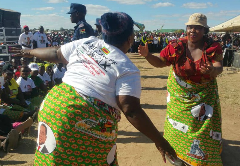 Zaka East villagers launch peace gala ahead of by-election