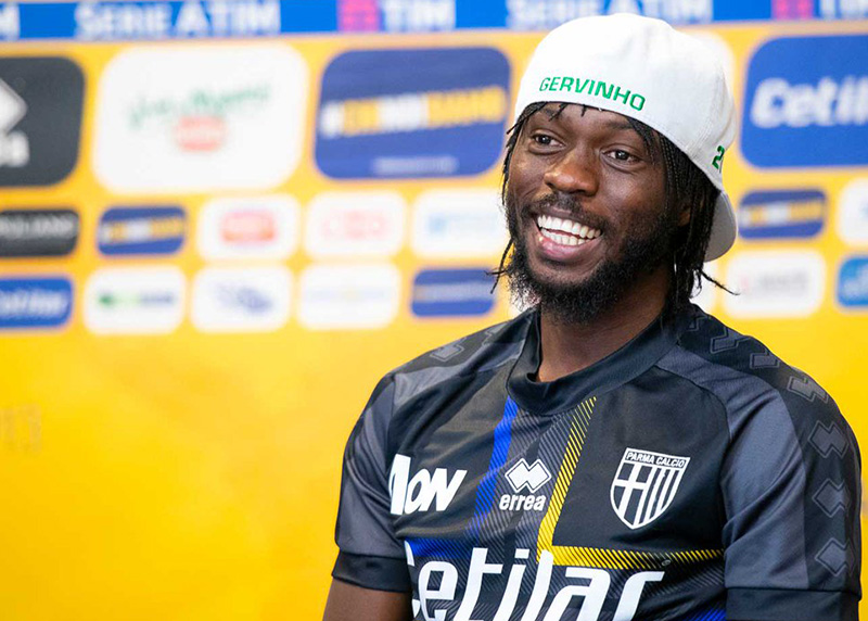 African players in Europe: Gervinho brace stuns Juventus