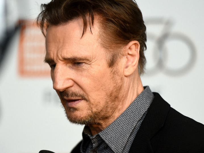 Hollywood star Liam Neeson admits he wanted to kill a black person after friend was raped