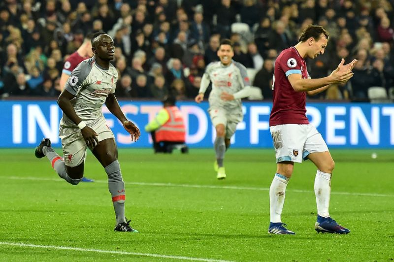 Lacklustre Liverpool slip up again at West Ham