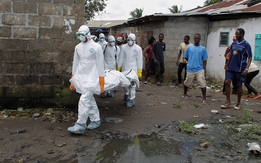 Ebola outbreak in western DR Congo hits 100 cases, 43 dead