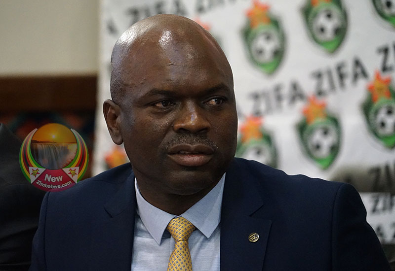 FIFA backs under-fire Felton Kamambo ZIFA board