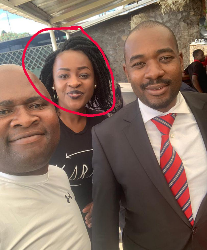 Lovelorn Lorraine in social media buzz with 'Ndinyengeiwo' appeal; and then nude video leaked