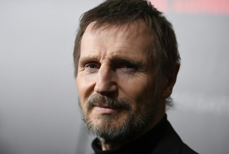 Hollywood star Liam Neeson denies racism after admitting hunt for black men