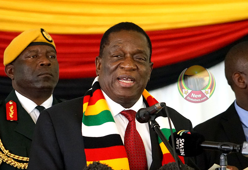 Prove adultery allegations wrong, detained opposition leader challenges Mnangagwa