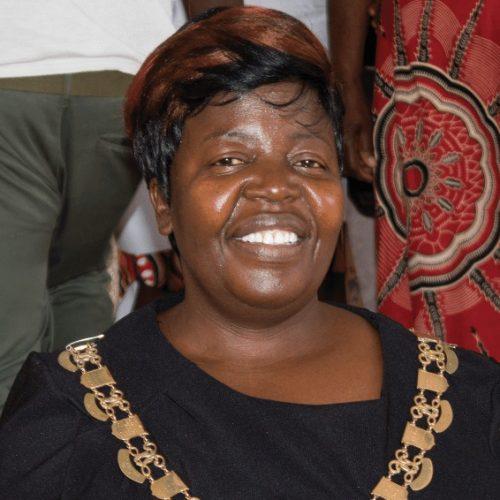 Kwekwe mayor booed leaves Uhuru celebrations in a huff