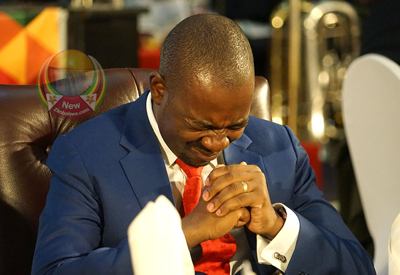Chamisa spoiler dares opposition leader to proceed with 'illegal' congress