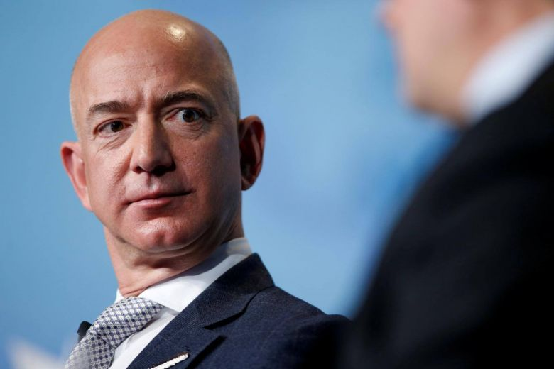World's richest man Jeff Bezos claims 'extortion and blackmail' attempt