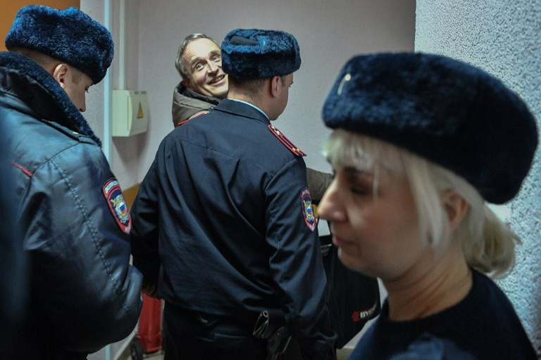 Russia detains more Jehovah's Witnesses amid crackdown