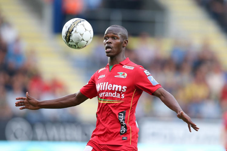 Musona scores first goal for new Belgian side KSC Lokeren