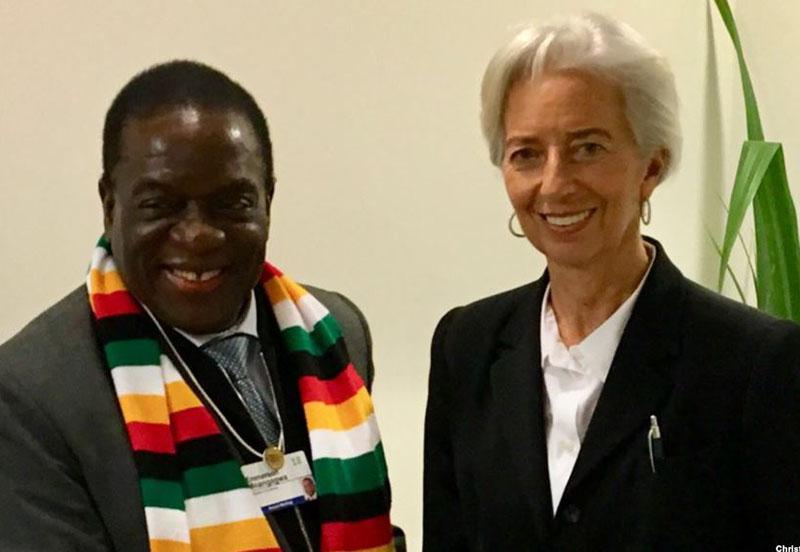 Zimbabwe settles arrears – IMF spokesperson