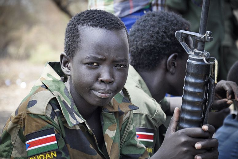 119 child soldiers released to families in South Sudan