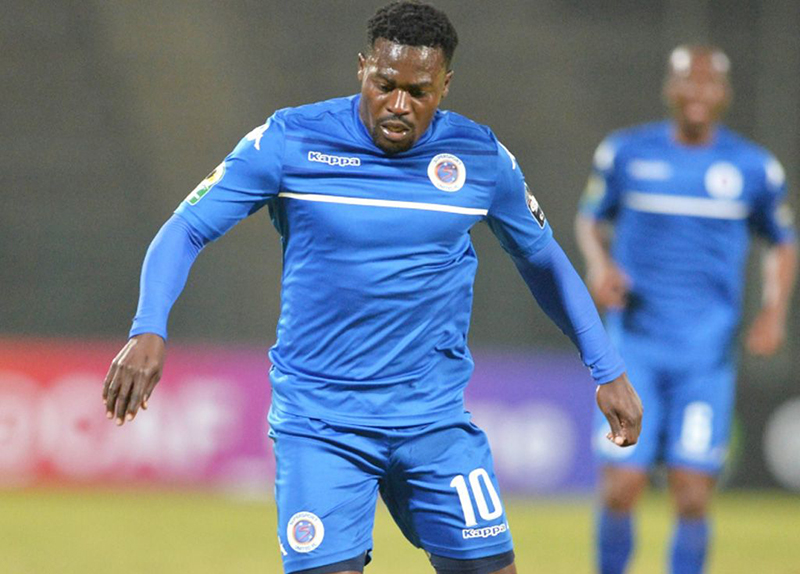 Zim's Kingston Nkhatha joins South African lower division side
