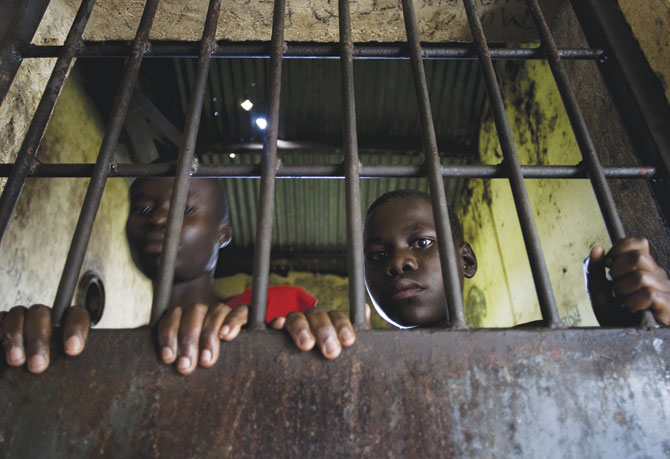 Malawi removes 260 minors from adult prisons