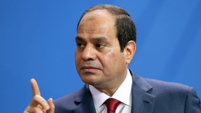 Egyptian president may rule until 2034