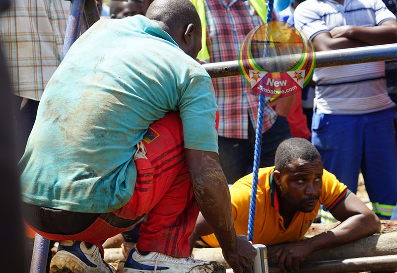 Chegutu artisanal miners demand US$750 to retrieve dead colleagues