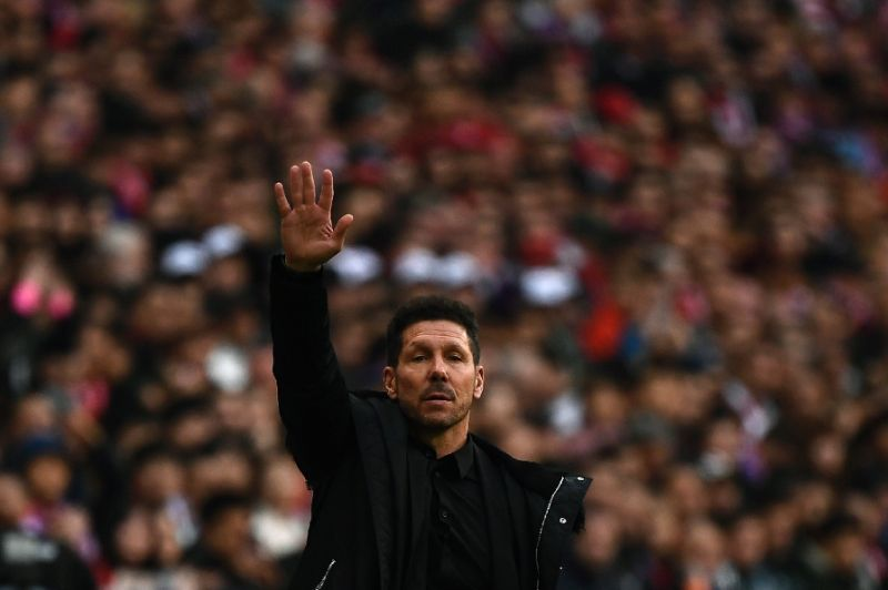 Simeone signs new Atletico contract until 2022
