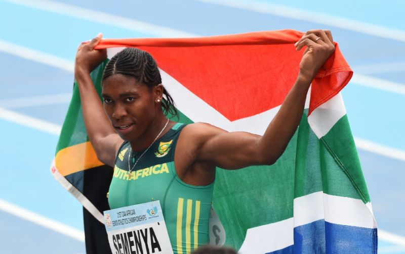 Semenya says she is 'unquestionably a woman'