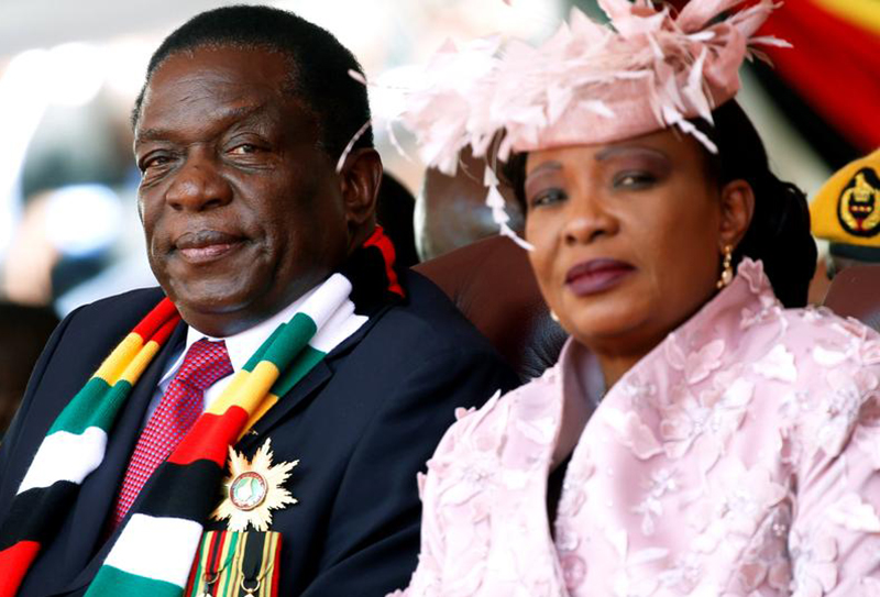 Mnangagwa's adultery accuser freed on RTGS$500 bail