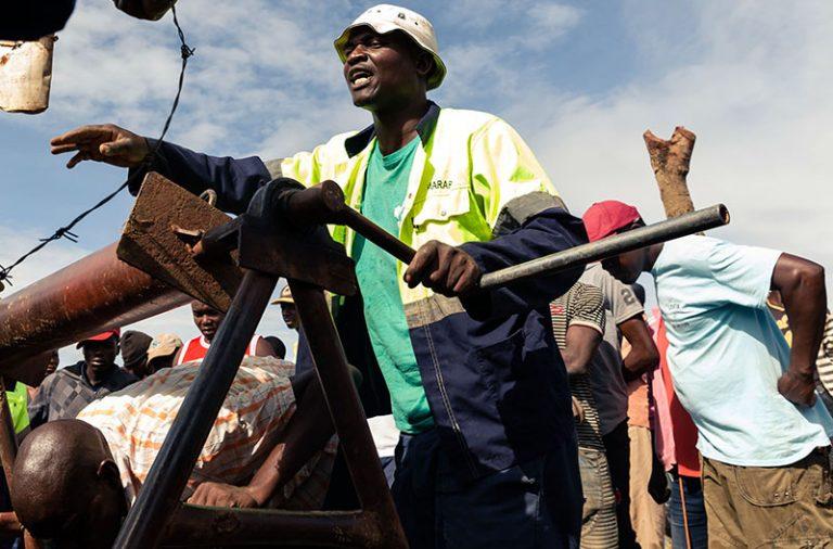 BATTLEFIELDS: 24 bodies retrieved from flooded gold mine