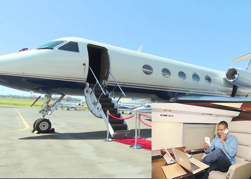 SA authorities seize Bushiri's private jet; loan deal fabricated