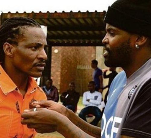 DJ Cleo under fire for supporting convicted rapist musician 'Brickz'