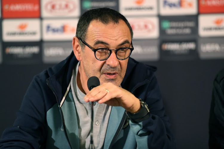 Sarri says unconcerned by fan abuse after FA Cup defeat to Man United
