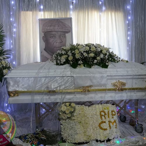 Renowned author Charles Mungoshi laid to rest, music gala planned in his honour