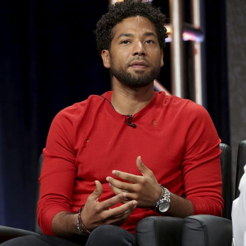 US actor charged with making false police report; turns self in to face charge