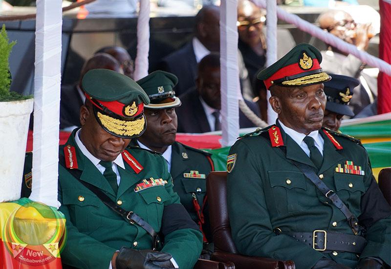 Generals Sweat Over Rampant Indiscipline