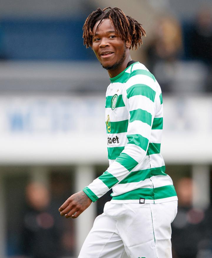 UK-based Kundai Benyu handed shock Zimbabwe call-up; hasn't played for Celtic all season