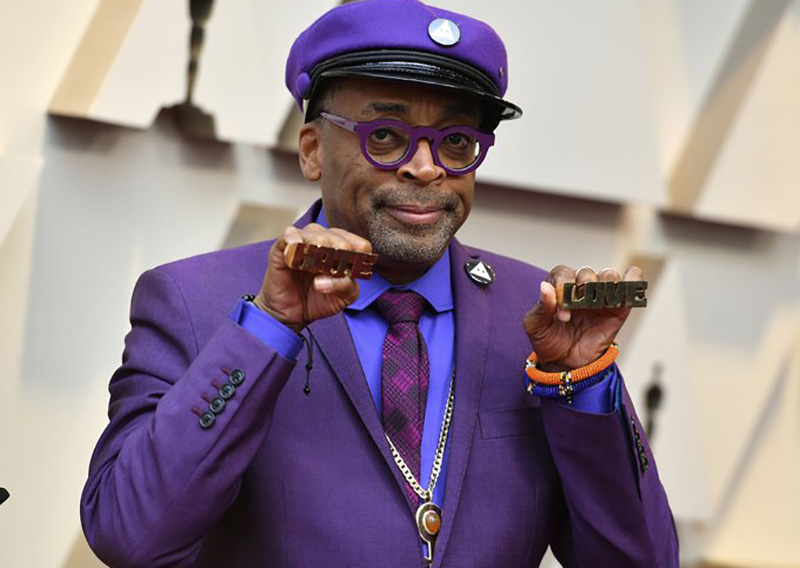 President Trump goes after director Spike Lee after Oscars speech