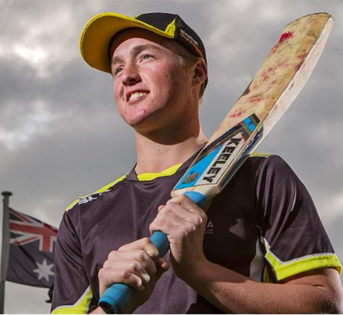 Jayden Goodwin, son of former Zimbabwe batsman Murray, set for WA Futures League debut against Tasmania