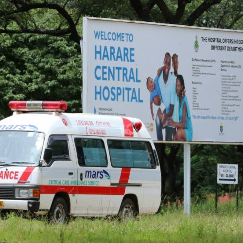 Govt needs US$50 million new hospital equipment to save suffering locals