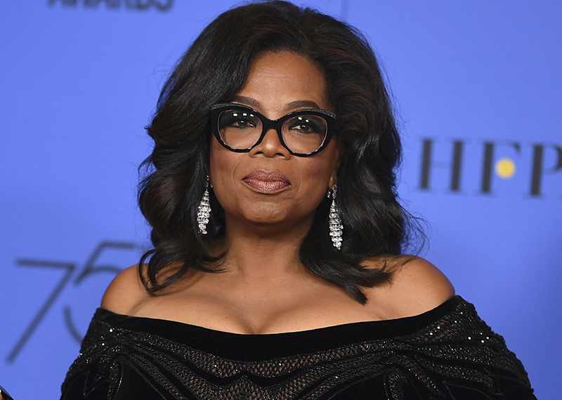 Winfrey to interview Jackson accusers in post-film special
