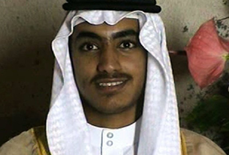 US offers $1 million reward to find bin Laden son