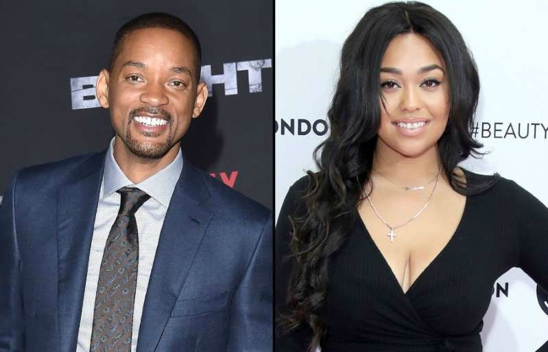 Will Smith supports Jordyn Woods amid cheating scandal