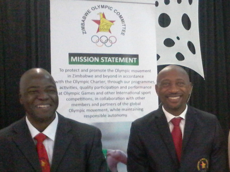 Gonye appointed Zim Chef de Mission for Tokyo 2020 Olympics