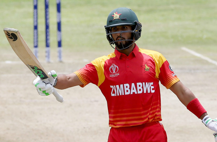 Sikandar Raza enjoying PSL stint