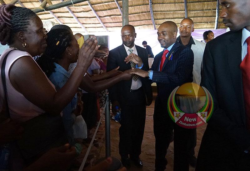 Chamisa idolises Rwanda's Paul Kagame