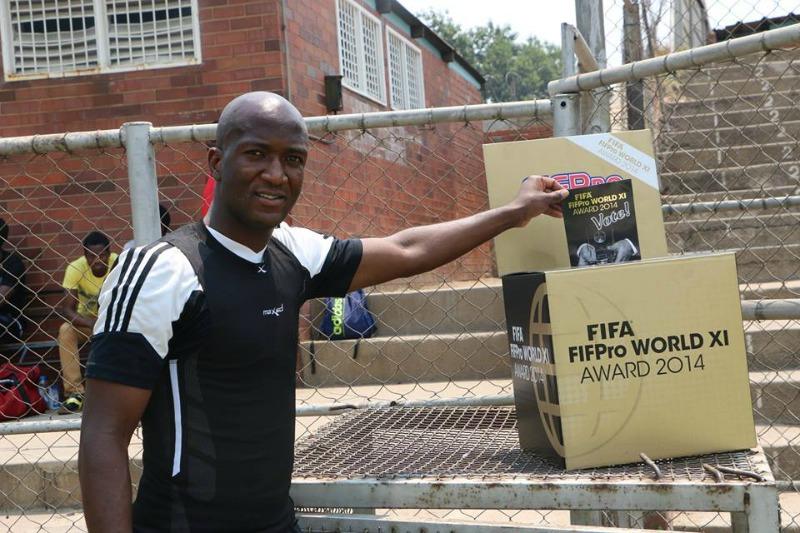 Sadomba says cannot wait to illuminate Rufaro Stadium again
