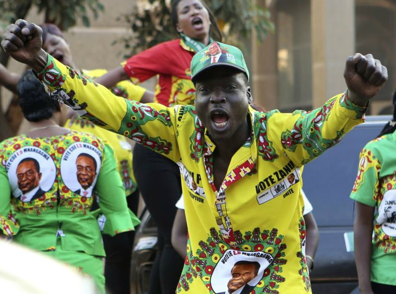 Magaisa: Zanu PF members should be happy I exposed thieving leaders