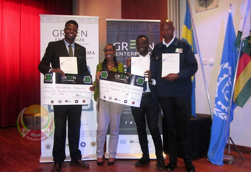 ILO, Sweden fund 27 environmentally friendly Zim businesses