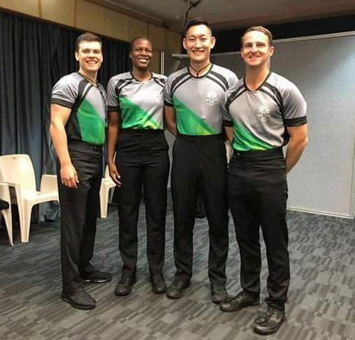Muchenu's rise to the helm of African basketball officiating