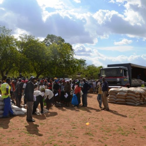 Relief reaches Zimbabwe's cyclone survivors as death toll rises