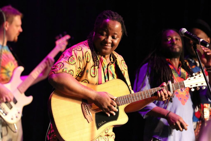 Australian based African artists stage Tuku tribute concert