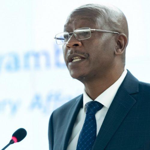 Former Deputy Home Affairs Minister Mguni dies
